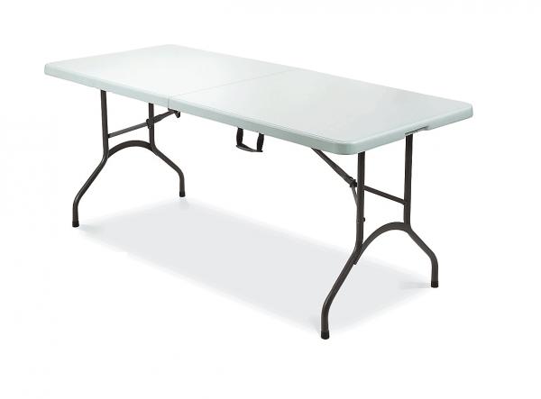 Plastic Trestle Table Hire (6ft)
