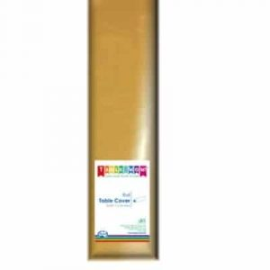Table Cover Roll Gold (1.2mx30m)
