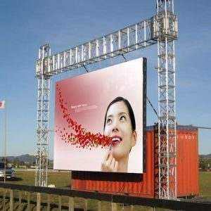 Outdoor LED screen hire