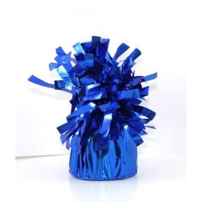 Balloon Weight Metallic Blue