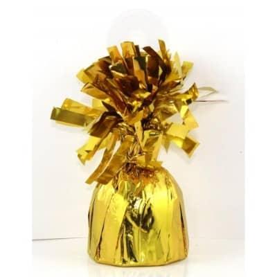 Balloon Weight Metallic Gold