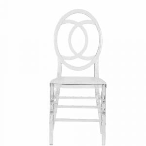 Clear Chanel Chair