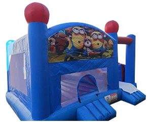 The Minions Jumping Castle Hire