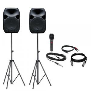 double speaker pack