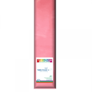 Table Cover Roll Light Pink (1.2mx30m)