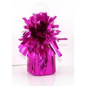 Balloon Weight Metallic Pink