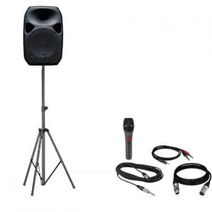 Speaker for hire