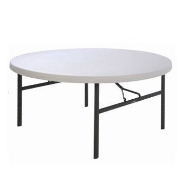 Plastic Round Tables (5ft)