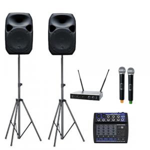 wireless speaker package
